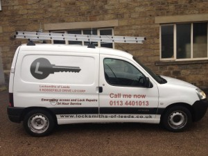 Locksmiths Leeds Image