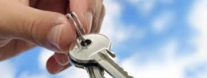 locksmith leeds handing keys
