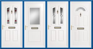 UPVC doors by Locksmith Leeds