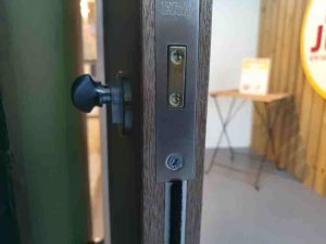 replacement of door locks